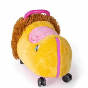 jucarie ride on funny wheels lion pink 1