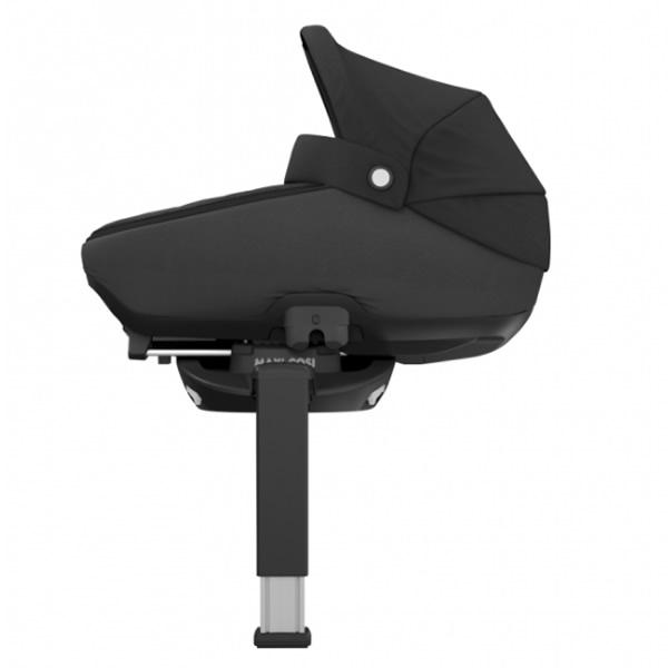 Pachet Landou Maxi-Cosi Jade i-Size si baza auto FamilyFix3 Essential Black
