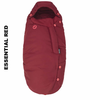 salopeta general footmuff maxi cosi essential red