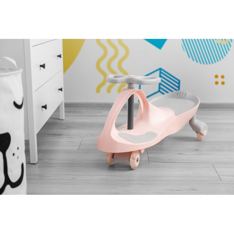 vehicul fara pedale toyz spinner pink 13