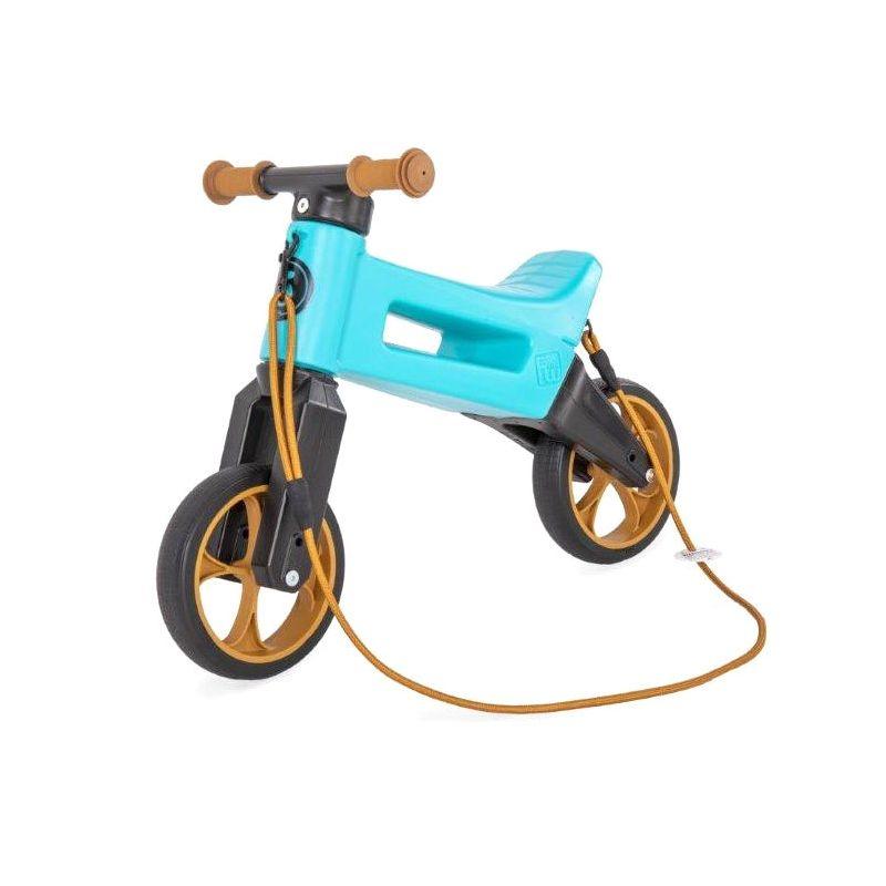 bicicleta fara pedale funny wheels supersport 2 in 1 aqua 1