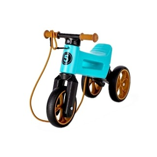 bicicleta fara pedale funny wheels supersport 2 in 1 aqua