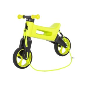 bicicleta fara pedale funny wheels supersport 2 in 1 lime 1