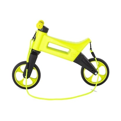 bicicleta fara pedale funny wheels supersport 2 in 1 lime 2