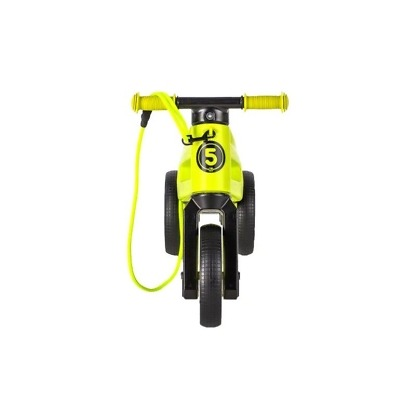 bicicleta fara pedale funny wheels supersport 2 in 1 lime 3