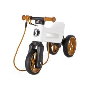 bicicleta fara pedale funny wheels supersport 2 in 1 pearl