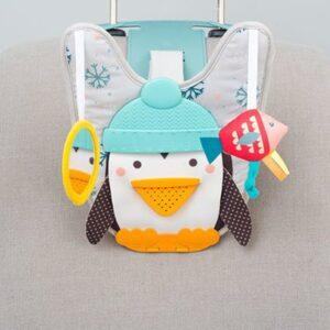 jucarie auto pinguinul muzical taf toys 1