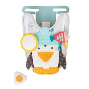 jucarie auto pinguinul muzical taf toys