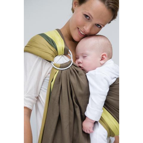 sistem de purtare sling cu inel Jacquard Babylonia BB Sling z 2