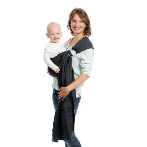 sistem de purtare sling cu inel Jacquard Babylonia BB Sling z 6