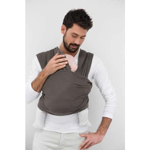 sistem de purtare wrap elastic Babylonia Tricot Slen Organic z
