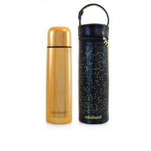 termos lichide deluxe 500 ml miniland gold