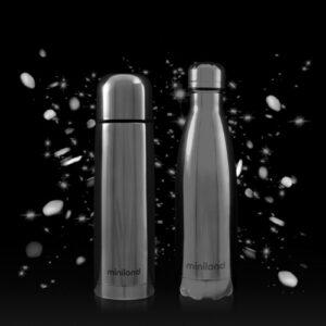 Termos lichide MYBABY@ME 500 ml - set de 2 termosuri Miniland