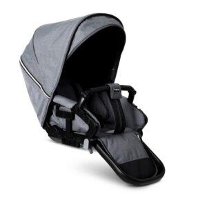 Scaun carucior Emmaljunga NXT Flat Lounge Eco Grey