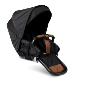 Scaun carucior Emmaljunga NXT Flat Outdoor Eco black