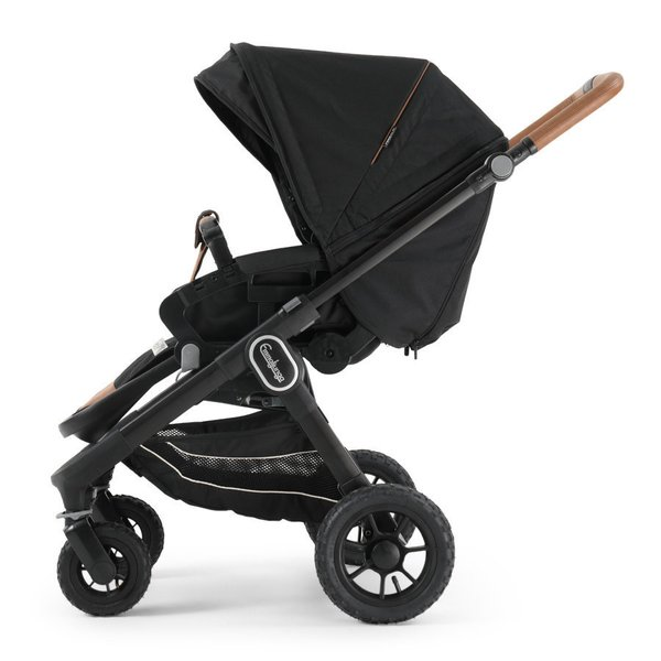 carucior emmaljunga nxt60 flat outdoor air sasiu negru Outdoor Eco Black 1