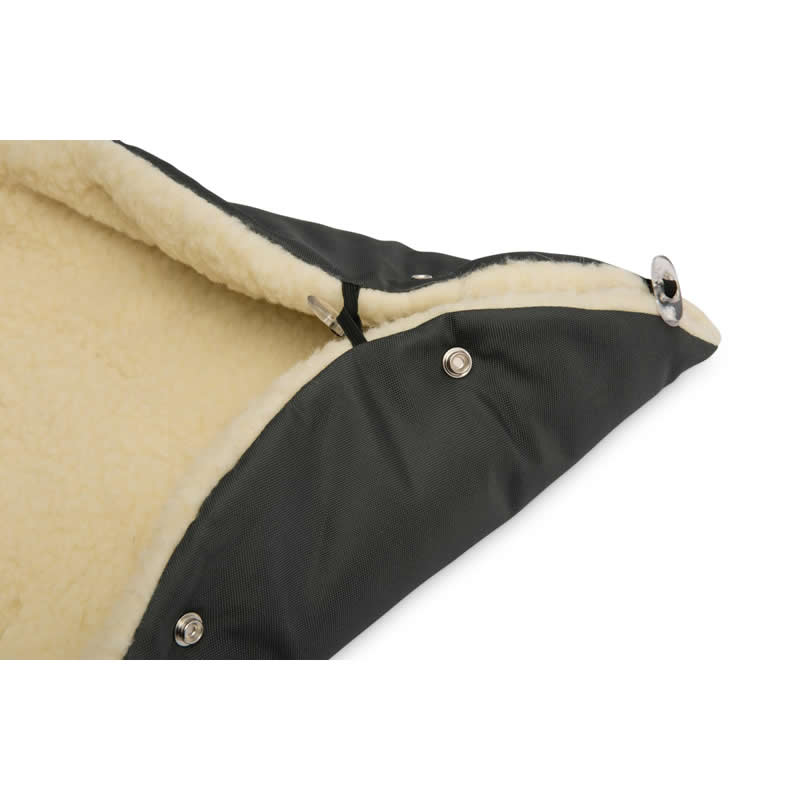 sac de iarna sensillo eskimo lana 100x46 cm graphite 2
