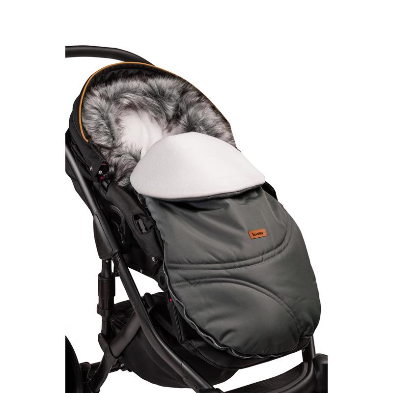 sac de iarna sensillo eskimo polar 100x46 cm graphite 4