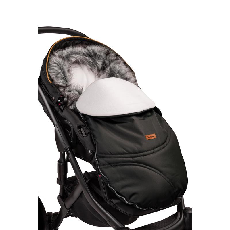 sac de iarna sensillo eskimo polar 100x46 cm negru 4