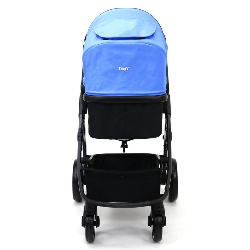 Carucior 3 in 1 Asalvo CONVERTIBLE TWO blue 5