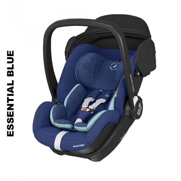 Scoica auto inclinabila i-Size Maxi-Cosi Marble cu baza isofix Essential blue