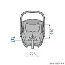 Scoica auto inclinabila i Size Maxi Cosi Marble cu baza isofix z 11
