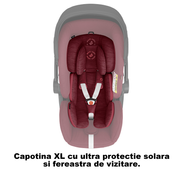 Scoica auto inclinabila i Size Maxi Cosi Marble cu baza isofix z 3