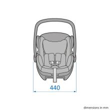Scoica auto inclinabila i Size Maxi Cosi Marble cu baza isofix z 4