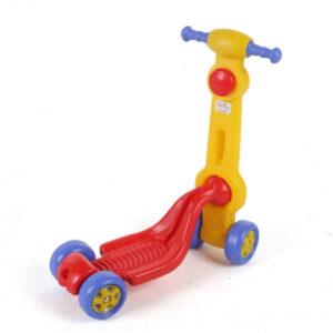Trotineta pentru copii Pilsan MINI SCOOTER galben 1