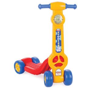 Trotineta pentru copii Pilsan MINI SCOOTER yellow