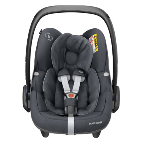 cos auto maxi cosi pebble pro i size essential graphite 2