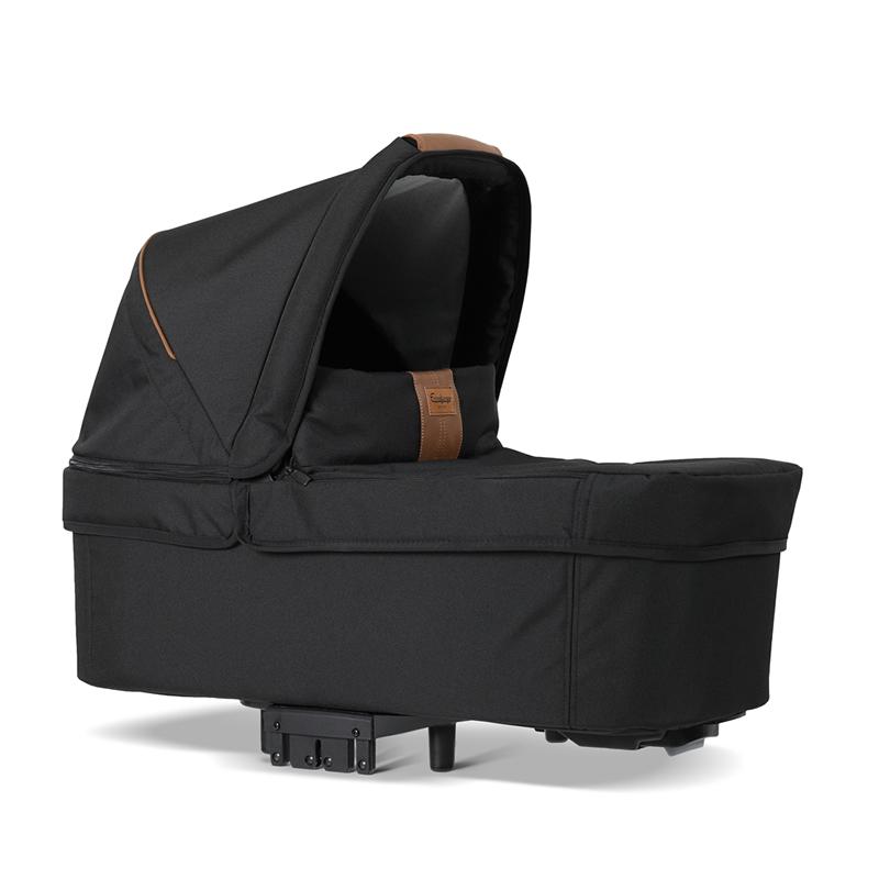 pachet carucior 2 in 1 emmaljunga nxt90 ergo outdoor air Eco Black 2