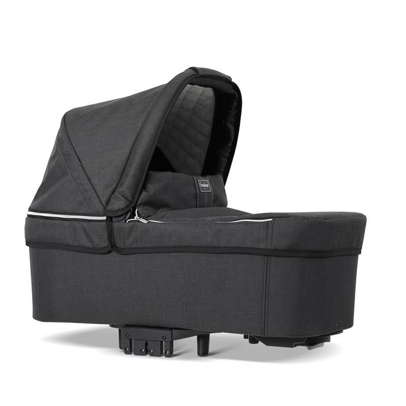pachet carucior 2 in 1 emmaljunga nxt90 flat Lounge Eco Black 2