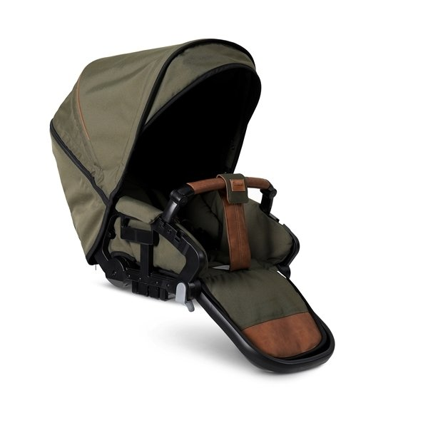 pachet carucior 2 in 1 emmaljunga nxt90 flat outdoor air Eco Olive 3