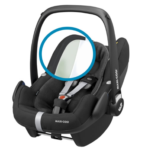 x ccos auto maxi cosi pebble pro i size essential black 3 1