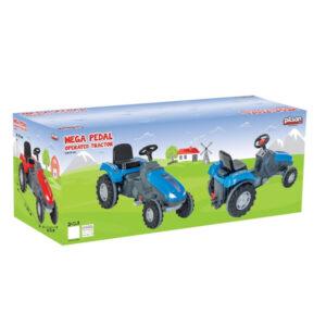 Tractor cu pedale Pilsan MEGA z