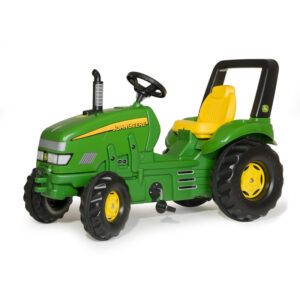 Tractor cu pedale Rolly Toys RollyX Trac John Deere 3 10 ani