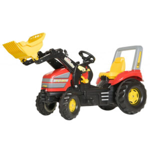 Tractor cu pedale si cupa Rolly Toys RollyX Trac 3 10 ani