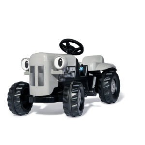 Tractor cu pedale si remorca Rolly Toys RollyKid Little Grey Fergie 1