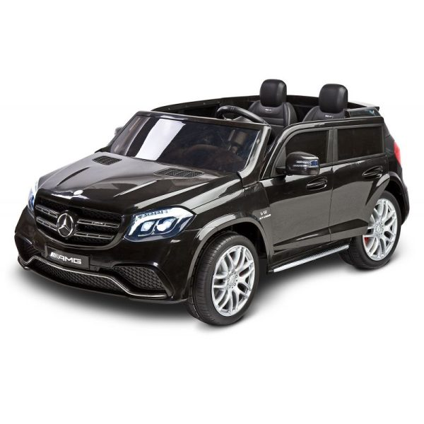 Masina electrica Toyz MERCEDES GLS63 AMG 12V cu telecomanda Neagra