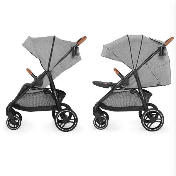 Carucior Grande Kinderkraft grey 2