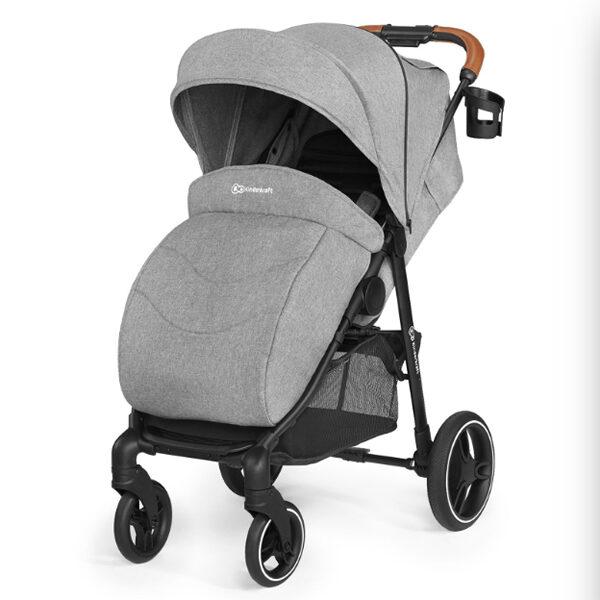 Carucior Grande Kinderkraft grey 4