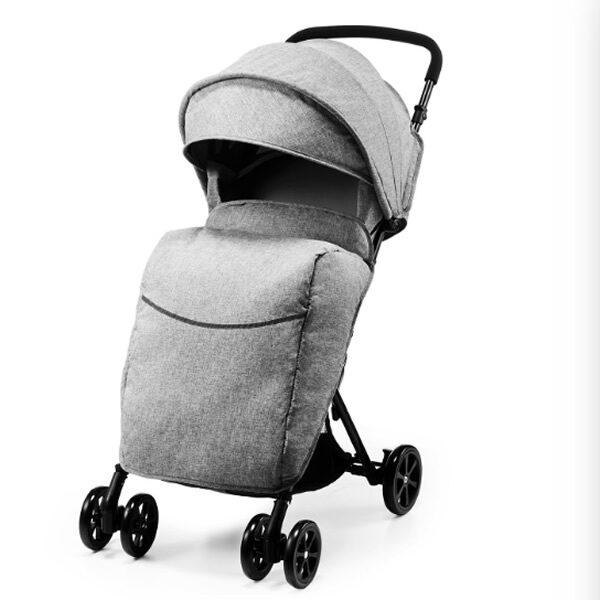 Carucior Lite Up Kinderkraft grey 5
