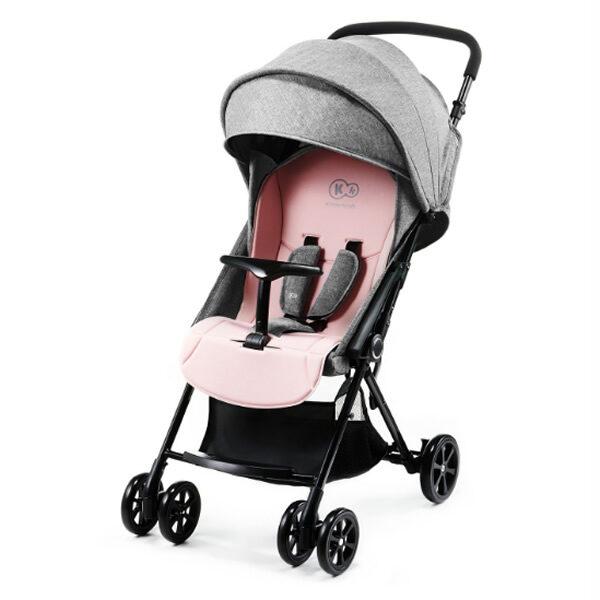 Carucior Lite Up Kinderkraft pink