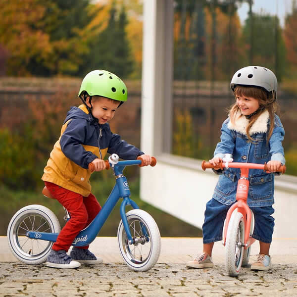 BANNER bicicleta fara pedale fly plus kinderkraft