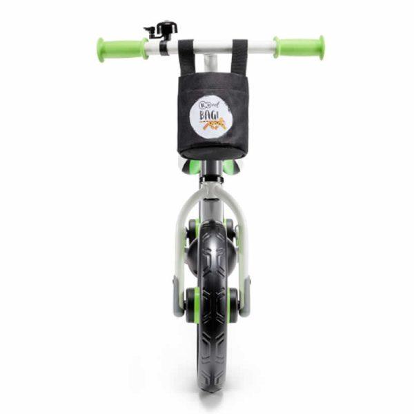 Bicicleta fara pedale 2Way Next Kinderkraft green grey 3