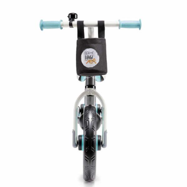 Bicicleta fara pedale 2Way Next Kinderkraft turquoise 4
