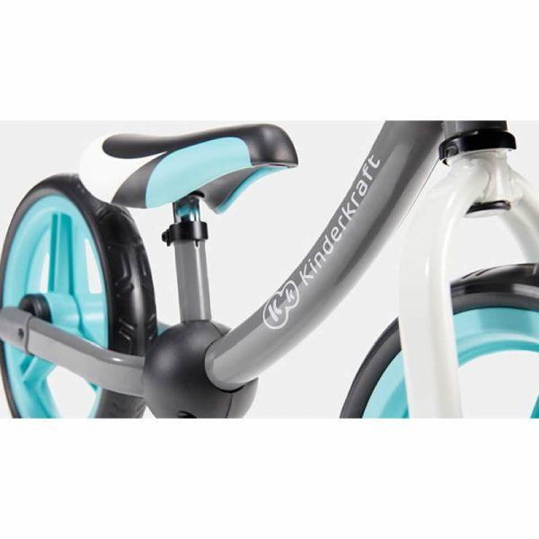 Bicicleta fara pedale 2Way Next Kinderkraft z 2