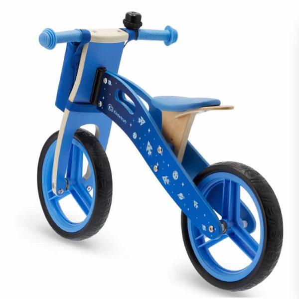 Bicicleta fara pedale RUNNER kinderkraft GALAXY BLUE 2