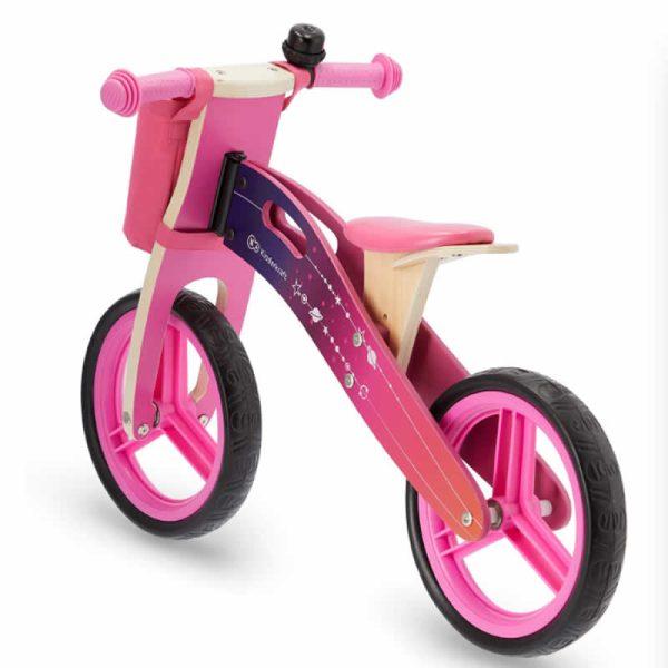 Bicicleta fara pedale RUNNER kinderkraft GALAXY PINK 3